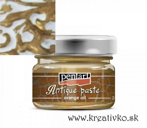 ANTIQUE PASTA 20 ml - bronzová
