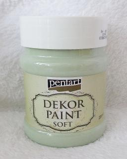 Decor Paint Soft 230 ml - country zelená