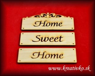 Home Sweet Home (1 ks)